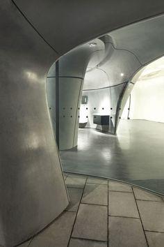 The Roca Gallery in London by Zaha Hadid Architects | Yatzer