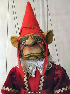 marionette puppets -
