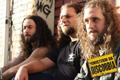 Força Metal BR: Ministério Da Discórdia: se apresentando na Semana...