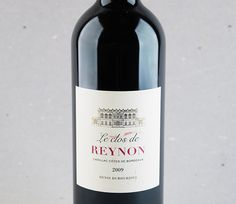 Le Clos de Reynon #bordeaux #vinhofrances #seloreserva