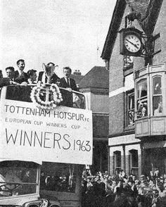 Photographs Spurs History Dave Mackay, Jimmy Greaves, Tottenham Football, Tottenham Hotspur Players, Half Mast, Spurs Fans, White Hart Lane, European Cup, Football Program