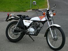 1976 Honda 125 TL