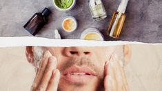 care routine for men skincare How to Look Younger: The Ultimate Anti-Aging Skincare Plan for Men Natural Facial, Facial Oil, Gq, Best Skincare For Men, Routine, Clinique For Men, Juice Beauty, Look Younger, Facial Care