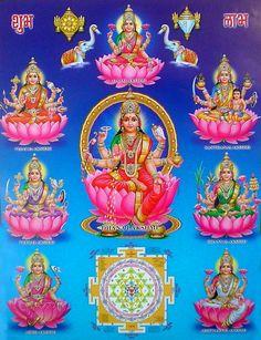 Goddess Lakshmi Yantra poster-reprint on inches) Lakshmi Photos, Lakshmi Images, Diwali Wallpaper, Shiva Wallpaper, Indian Goddess, Goddess Lakshmi, Lord Ganesha Paintings, Krishna Art, Baby Krishna