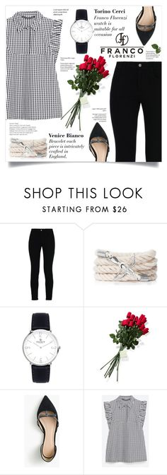 """FrancoFlorenzi.com"" by yexyka ❤ liked on Polyvore featuring STELLA McCARTNEY, Hanky Panky, J.Crew, Zara and francoflorenzi"