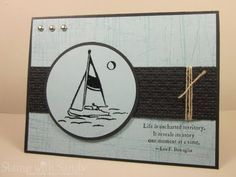 Sailing Into Uncharted Territory Stampin Up