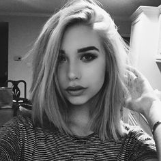 «girl, hair, and amanda steele»
