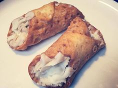 Healthy Cannolis - 21 Day Fix Approved