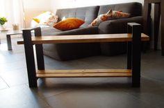 A Pallet Bench #pallet #DIY #Atelier49 #Soulaire