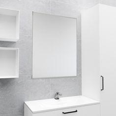 Bathroom, Decor, Lighted Bathroom Mirror, Furniture, Light, Mirror, Bathroom Lighting, Bathroom Mirror, Home Decor