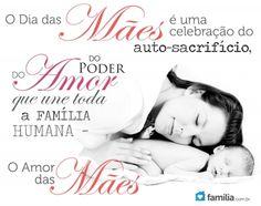 Familia.com.br | O #amor como a #fundacao da #maternidade #eficaz. #amor #maes