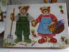 Atelier Créatif: ours