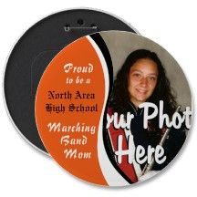 Marching Band Buttons!!