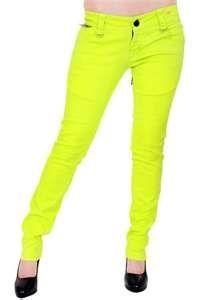 Poizen Industries - Mase Pants (Neon Green) - Poizen Industries