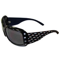 Denver Broncos Designer Women's Sunglasses
