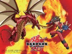 Bakugan Battle Brawlers -