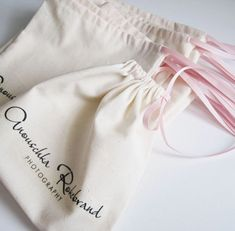 100 Premium Organic Cotton MUSLIN Bags 4x6 by Atelieremmarose