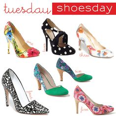 The Fashionable Wife: Tuesday Shoesday Week #41  http://www.thefashionablewife.com/2013/02/tuesday-shoesday-week-41.html