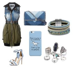 """""""Untitled #36"""" by yliana-isaeva on Polyvore featuring Dsquared2, Boohoo, STELLA McCARTNEY and Design Lab"""