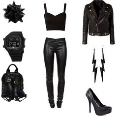 spy outfit, created by abc1-222-cxv on Polyvore