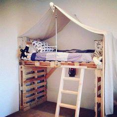 pallet-kids-bed