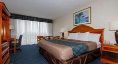 Booking.com: Rodeway Inn Miami - North Miami, EE.UU. Miami Beach, Bed, Furniture, Home Decor, Hotels, Homemade Home Decor, Stream Bed, Home Furnishings, Interior Design