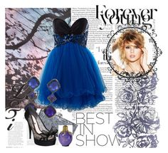 fearless by pxolx on Polyvore featuring polyvore fashion style Forever Unique Black Halo Dune Jane Norman ESPRIT clothing taylor swift