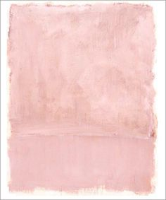 Pink on Pink, Painting, Mark Rothko, c.1953