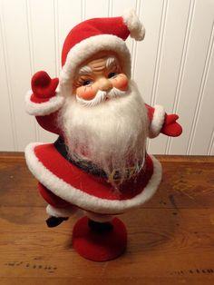 NOS Retro 1998 CLEO SANTA CLAUS football player Christmas Card greeting holiday