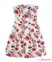 vestido de flores - Buscar con Google