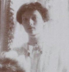 "Grand Duchess Tatiana Nikolaevna Romanova of Russia. ""AL"""