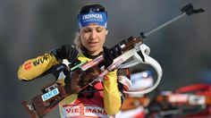 Magdalena Neuner, master of biathlon