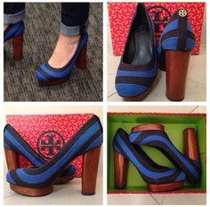New Tory Burch shoes. True love!!!