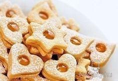 Druh receptu: Sladkosti - Page 85 of 327 - Mňamky-Recepty. Hungarian Cookies, Hungarian Cake, Honey Recipes, My Recipes, Favorite Recipes, Czech Recipes, Russian Recipes, Christmas Sweets, Christmas Baking