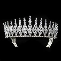 Regal Wedding or Quince Tiara - love this one!