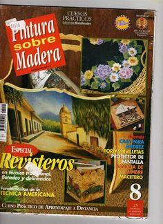 PINTURA SOBRE MADERA - Margarita pontecorvo - Picasa Web Albums...
