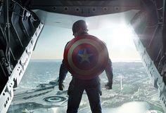 Chris Evans en 'Capitán América: Soldado de Invierno'