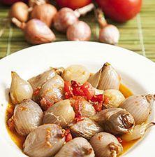 Ένα παραδοσιακό φαγητό που στο Βόρειο Αιγαίο ονομάζουν κελέμια, αλλά το συναντάμε και στην περιοχή της Πρέβεζας και του Γαλαξειδίου