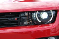 2012 Camaro ZL1 Headlight