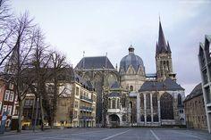 Einer meiner Lieblingsplätze - der Dom in #Aachen