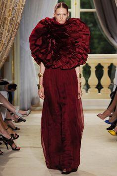 Giambattista Valli Fall 2012 Couture