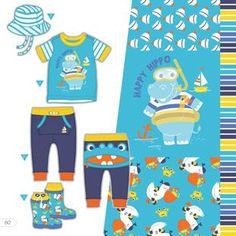 GV-Lines venta de libros de tendencias de moda - Future Perfekt Baby trend book SS2015