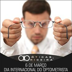 Parabéns ao Dia Internacional do Optometrista!  https://plus.google.com/+ÓticasRibeiraRegistro/posts/SaiSp59jK1k