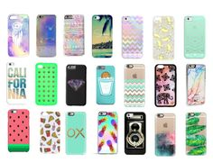 """Phone cases"" by jmejrose on Polyvore"