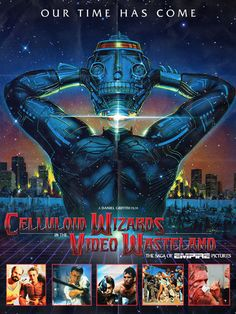 Celluloid Wizards in the Video Wasteland: The Saga of Empire Pictures – Trailer