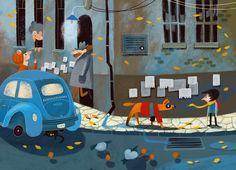 Olga Demidova - Children Illustration