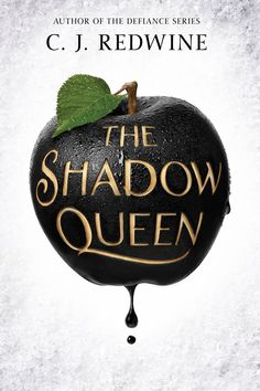 #CoverReveal The Shadow Queen (Ravenspire, #1) by C.J. Redwine