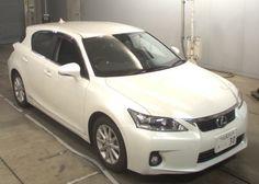 2011 LEXUS CT, Car ID = SAF- 1821 Toyota Sedan 2011 TOYOTA LEXUS CT C Japanese Used Car Exporter | SAFFRAN INTERNATIONAL