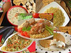 İftar Menüsü (Ramazan 14. Gün) Resimli Tarifi - Yemek Tarifleri