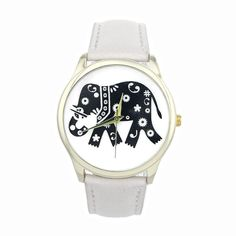 Scotoni Elephant Watch